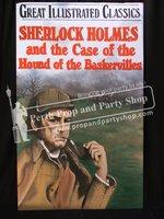 34-Sherlock Holmes Book Cover