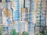 40-BP04 City Skyline Building Flats