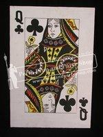 26-Queen of Clubs
