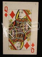 27-Queen of Diamonds