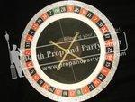 22-Roulette wheel sign