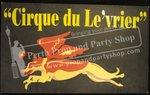 """20-""""Cirque du Le'Vrier"""" Sign"""