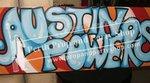 "16-\\\""Austin Powers\\\"" Sign"