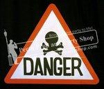 "5-""Danger"" Sign"