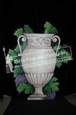 38-GRECIAN URN WITH GRAPES Icon