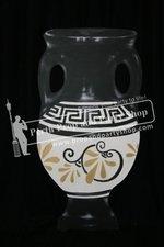 37-GREEK VASE BLACK Icon