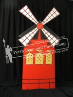 57-MOULIN ROUGE WINDMILL Icon