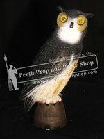 62-3D OWL prop