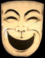 2-COMEDY MASK