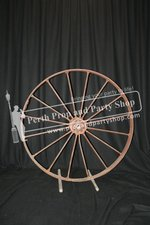 24-WAGON WHEEL