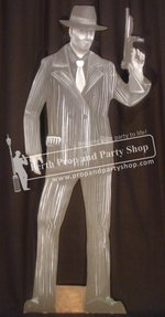 12-GANGSTER (PIN STRIPE SUIT)