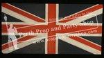 22-BRITISH FLAG sign
