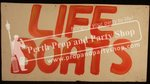 "7-""LIFE BOATS"" sign"