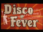 "4-""DISCO FEVER"" sign"