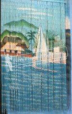 1-TROPICAL BEAD CURTAINS