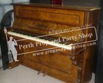 44-PIANO (WOODEN/BROWN)