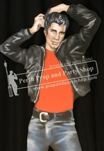 3-DANNY FROM GREASE (John Travolta)
